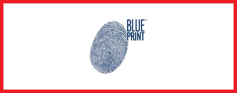 Auto delovi Blue Print