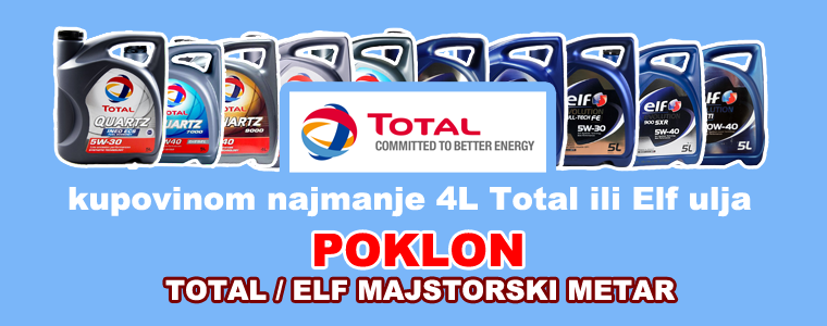 Total - Elf ulje
