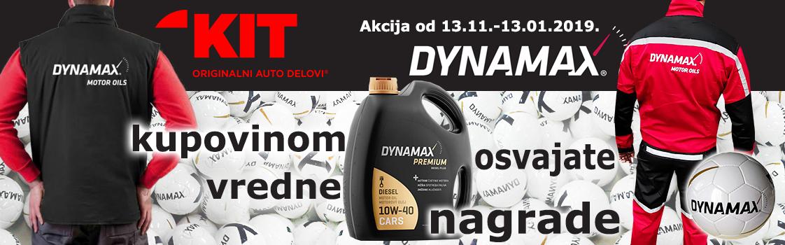 KIT-Dynamax akcija