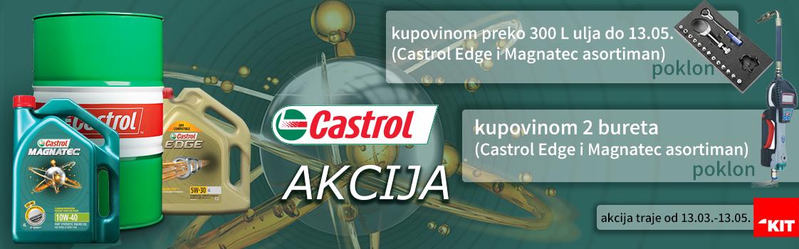 KIT-CASTROL akcija