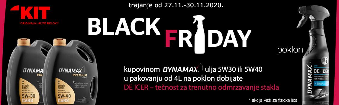 (ISTEKLA) Dynamax BLACK FRIDAY