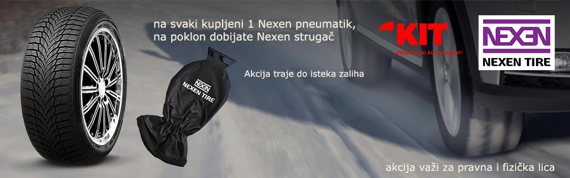(ISTEKLA) Nexen zimska akcija